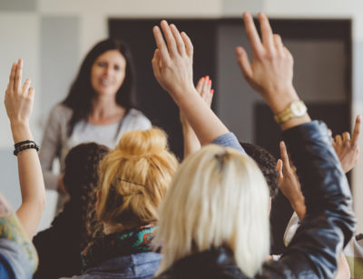 At Positive Developments our experienced therapists are available to do workshops at community organizations, schools, and corporations on a many topics.